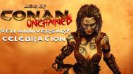 Age of Conan 9th Anniversary Celebration
