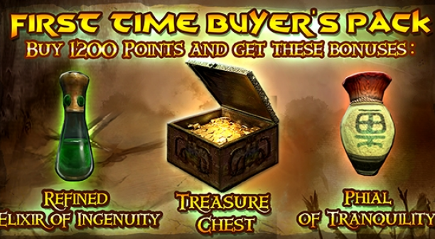 The First Time Buyer's Pack is here!