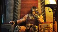 Barbarian on the Throne