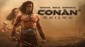 Der Conan Exiles Gameplay-Aufnahmen ist angekommen