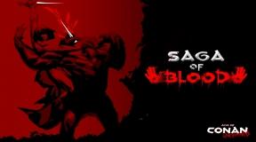 VORSTELLUNG: SAGA OF BLOOD