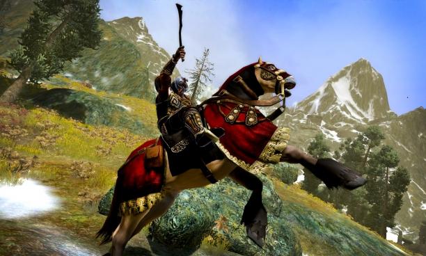 Werft einen Blick auf die in Kürze erscheinende Erweiterung des Age of Conan-Brettspiels!