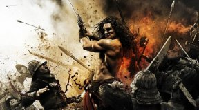 Conan The Barbarian Red Band Trailer released