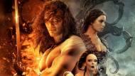 Conan der Barbar startet in den deutschen Kinos!