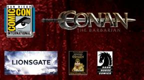 Conan an der Comic-con