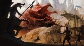 Geheimnisse des Drachenkamms - Trailer!