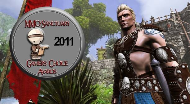 Age of Conan nominated for MMO Sanctuary Award