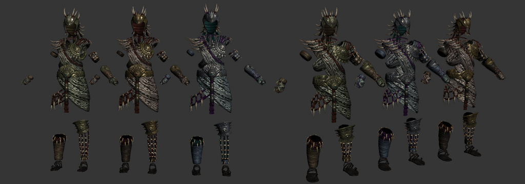 how to add a peice of armour conan exiles mod