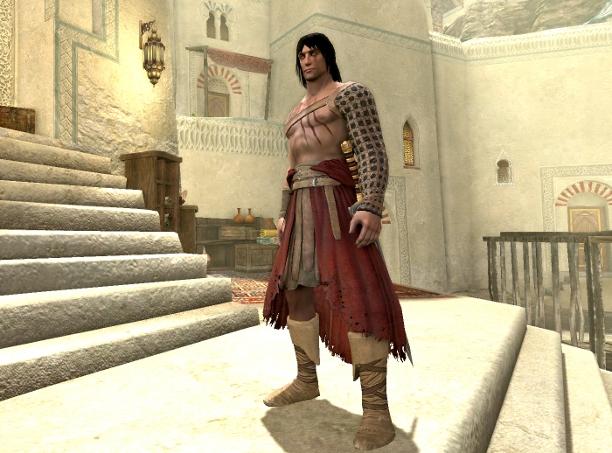 Turan Conan Armor