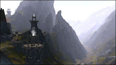 Ymir's Pass
