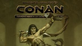 Die Kickstarter-Kampagne eines brandneuen Conan-Tabletop-Rollenspiels hat begonnen!