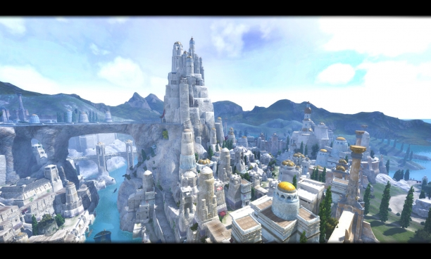 Panoramas in the second round of Achievements!