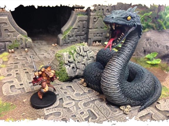 Conan Rise Of Monsters Kickstarter Relaunching Age Of
