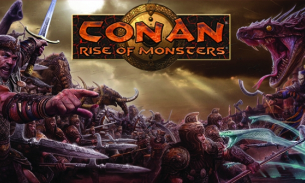 All new Conan Miniatures game from Pulposaurus