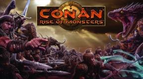 Brandneues Conan-Miniaturen-Spiel von Pulposaurus