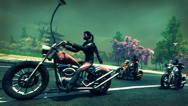 L'épisode 13 : La piste des ombres est sorti ! Bike1fr
