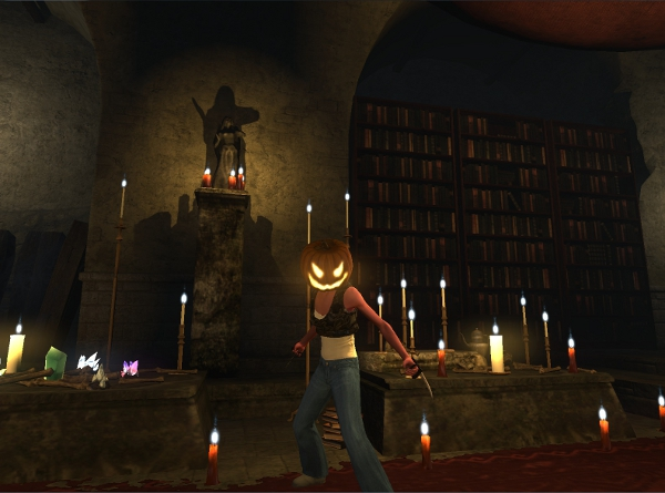 The Secret World Halloween - Head o Lantern