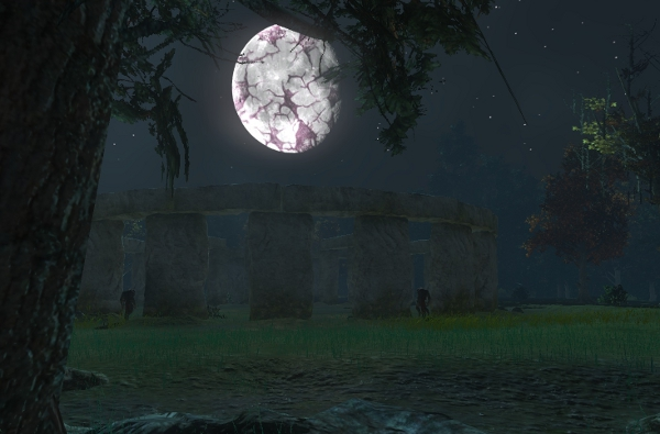 The Secret World Halloween - Stonehenge