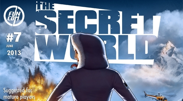 The Secret World Patch 1.7 Features